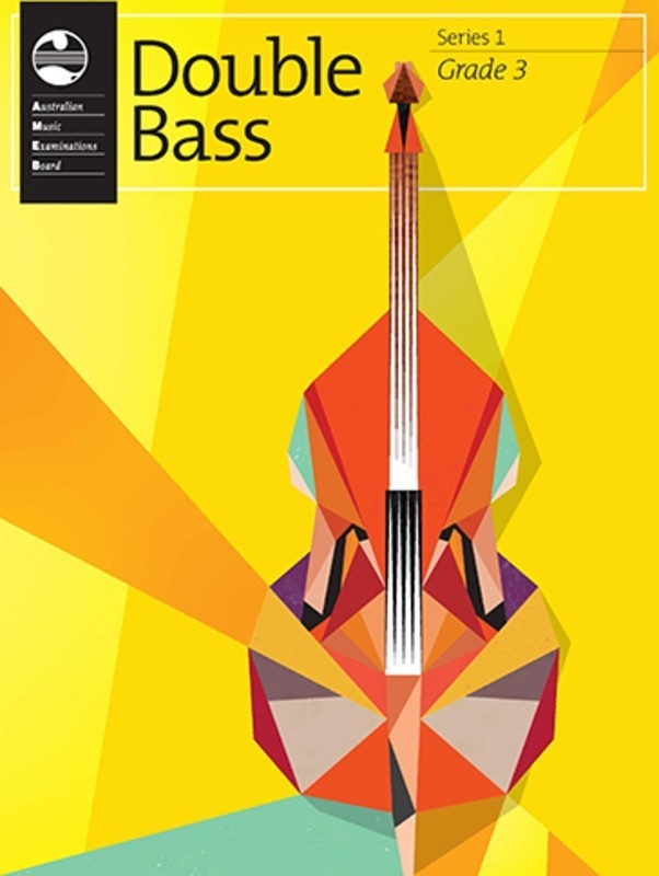 AMEB DOUBLE BASS GRADE 3 SERIES 1