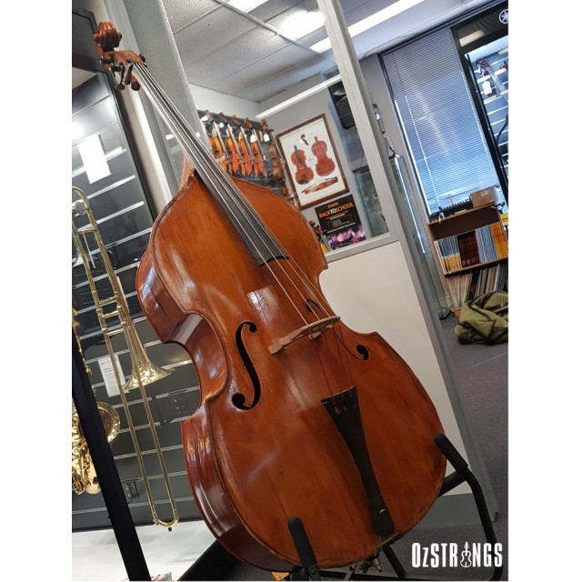 European made German style 3/4 Double Bass (Used)