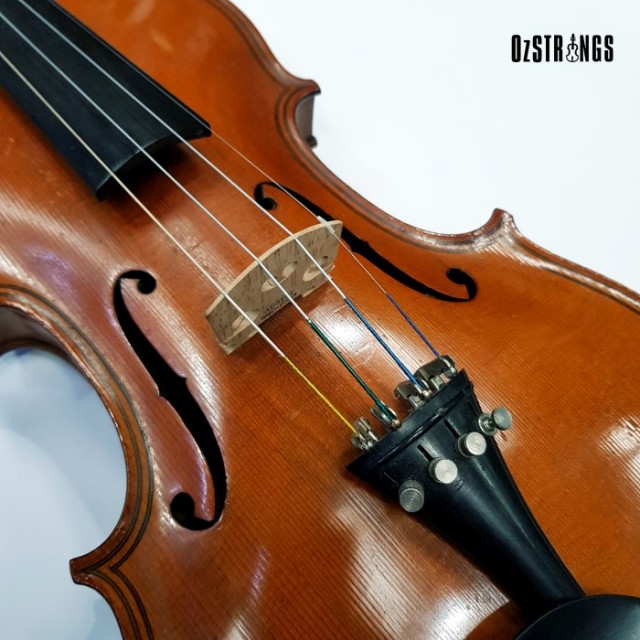 German Trade Maggini Copy 4/4 Violin (Used)