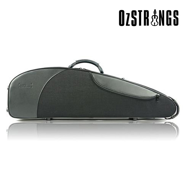 BAM Classic III Slim and Compact Violin Case 4/4 (Black)