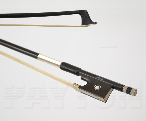 FPS Carbon Black Student Violin Bow 4/4 Full-Size