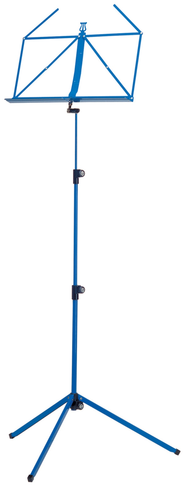 Konig & Meyer 100/1 Folding Music Stand - BLUE