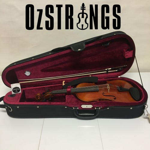 "Chamber model 202 14.5"" Viola with Tonica strings"