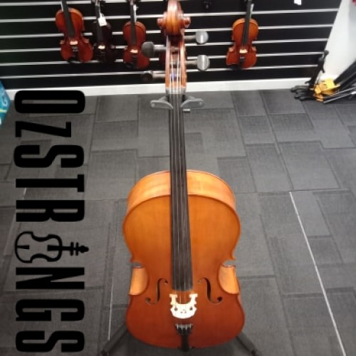 Gliga II 7/8 Cello Dark Antique Finish Near New