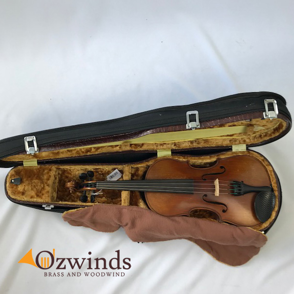 German Trade 4/4 Violin Stradivarius Copy 1920-1950