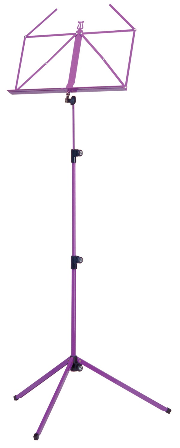 Konig & Meyer 100/1 Folding Music Stand - LILAC