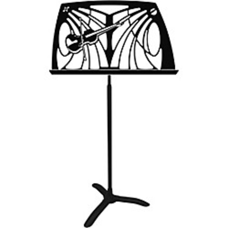 Noteworthy Violin/viola Music Stand