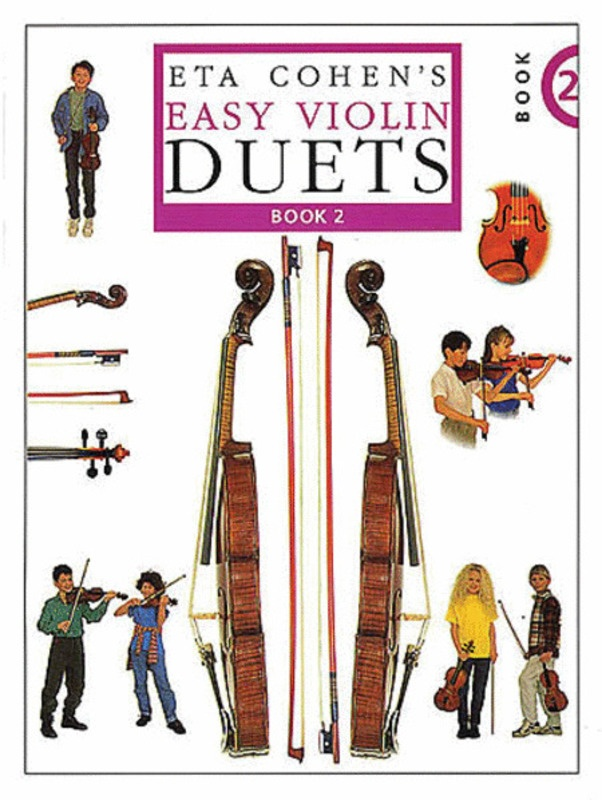 Cohen Easy Violin Duets Book 2