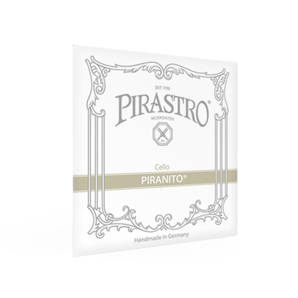 PIRASTRO CELLO PIRANITO SET 1/4-1/8