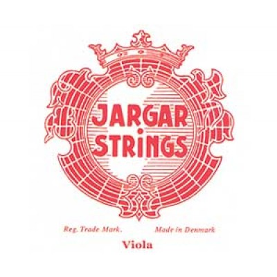 Jargar Viola Strings Set Forte Red