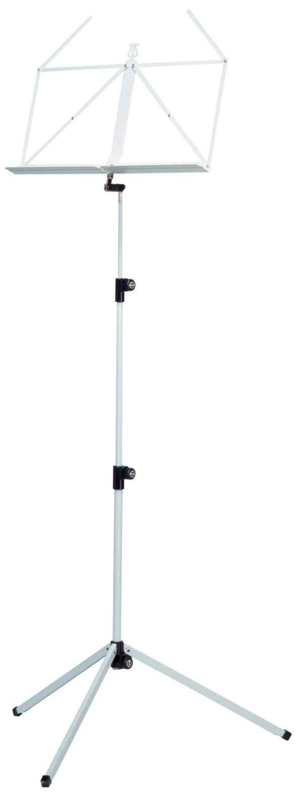 Konig & Meyer 100/1 Folding Music Stand - WHITE