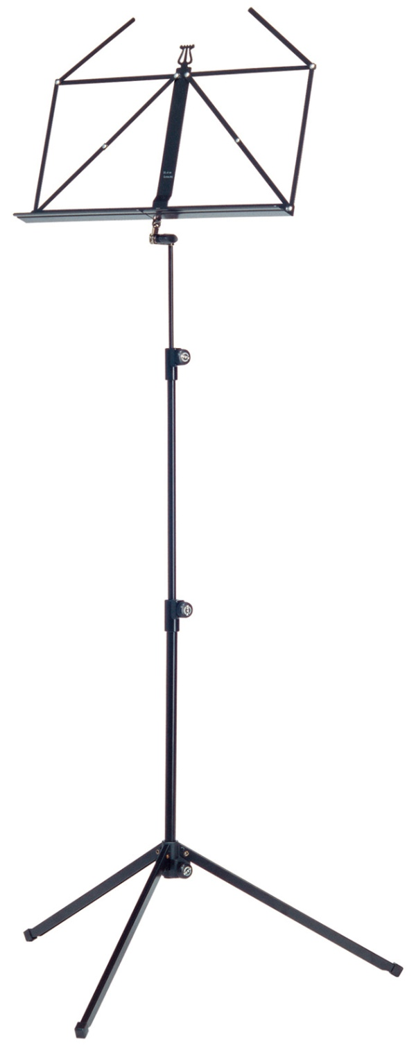 Konig & Meyer 100/1 Folding Music Stand - Black