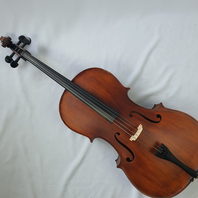 Enrico 3/4 Student Plus II Cello - Used **NOW SOLD**