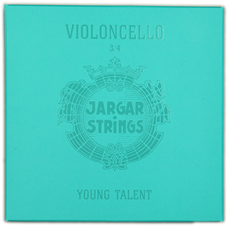 Jargar Cello Young Talent String Set