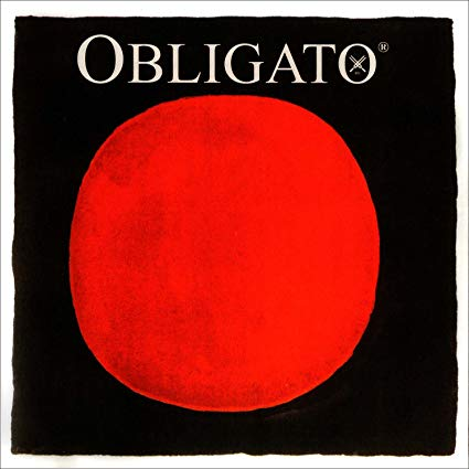 Pirastro Obligato Violin String Set 1/4-1/8