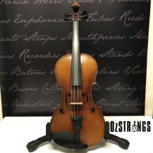 German Trade C.1920 Strad copy with Thomastic strings